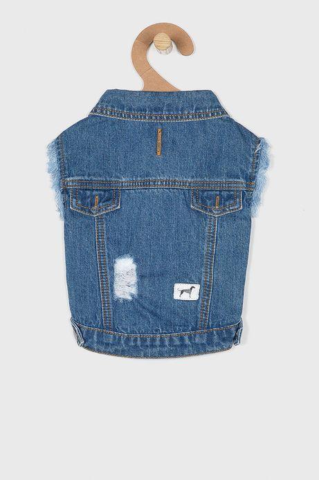 Kurtka dla pupila jeansowa