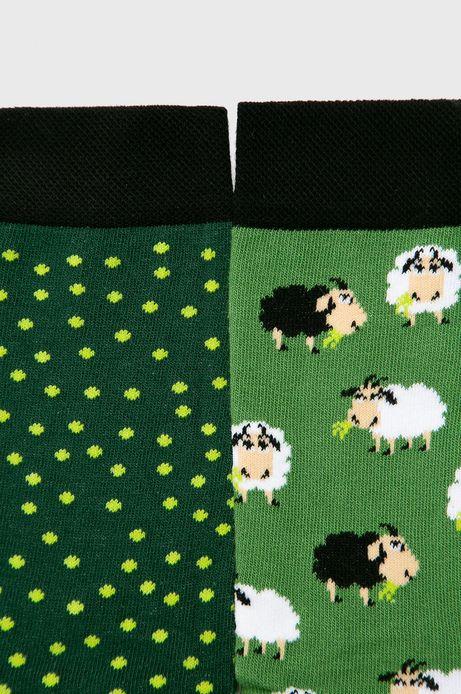Skarpetki damskie w owieczki (2-Pack)