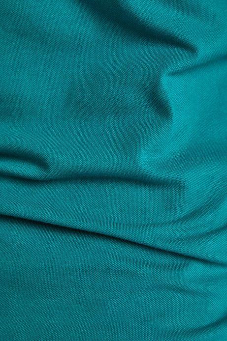 Polo męskie w fasonie slim zielone
