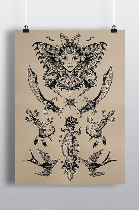 Plakat A3: 42 x 29,7 cm