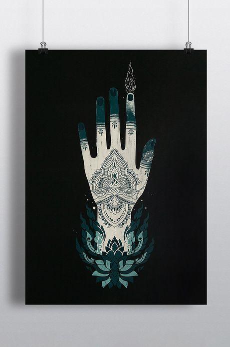 Plakat B2:  70,7 x 50 cm