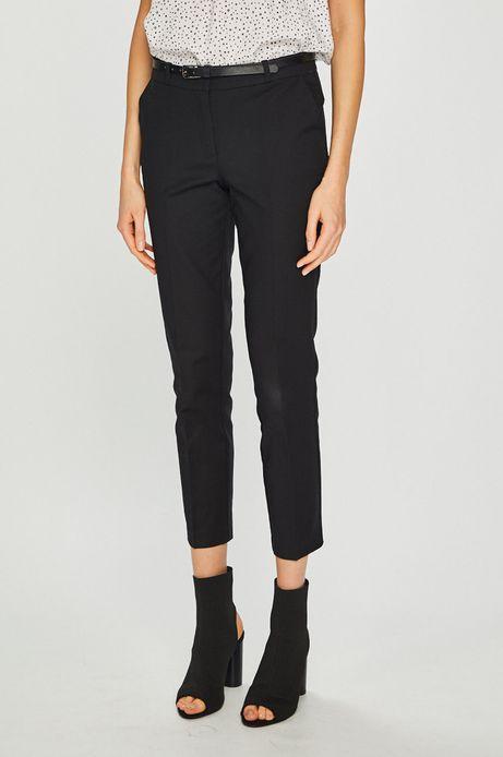 Spodnie damskie chinosy czarne