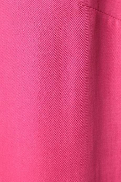 Sukienka damska o prostym kroju różowa