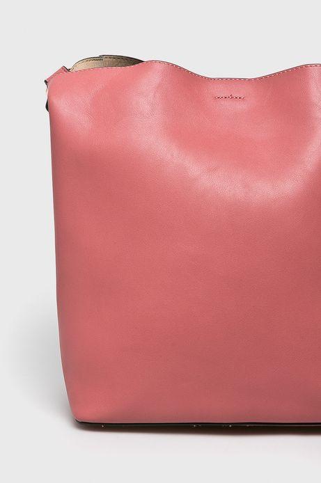 Torebka damska różowa