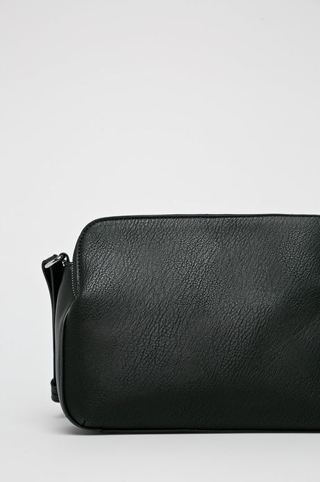 Torebka damska do noszenia na ramieniu czarna