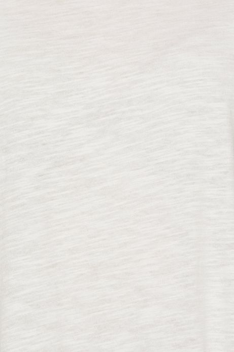 Top damski biały ze ściągaczem