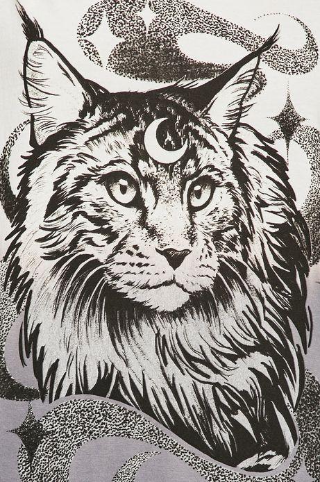 Top damski by Hipner, Tattoo Konwent biały