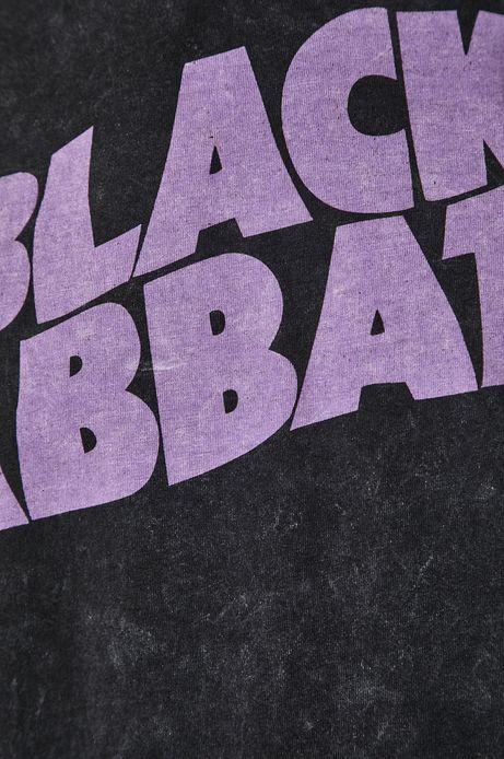 Top damski Black Sabbath czarny