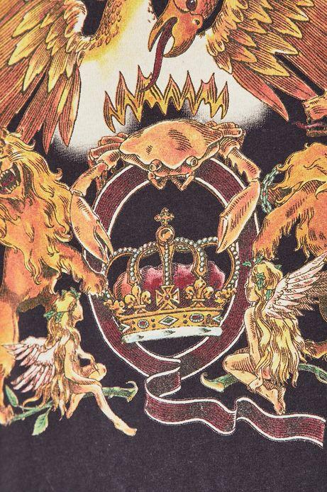 Top damski Queen szary