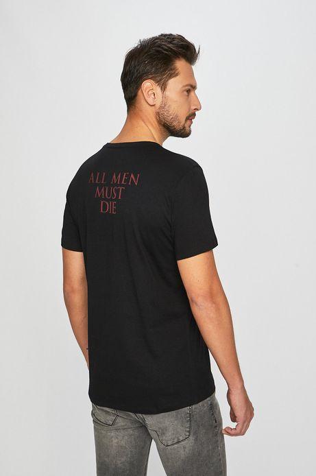T-shirt męski Game of Thrones czarny