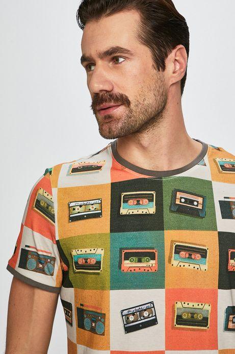 T-shirt męski by Justyna Frąckiewicz