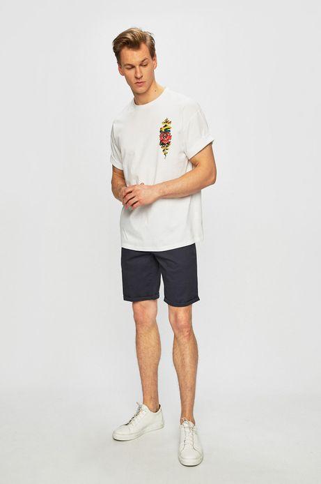 T-shirt męski by Aleksandr Zbarskyi, Tattoo Konwent biały