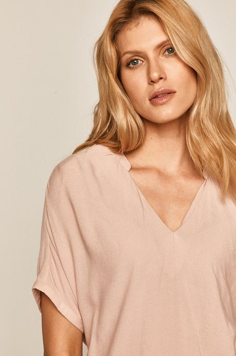 Bluzka damska różowa