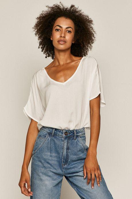 Bluzka damska biała