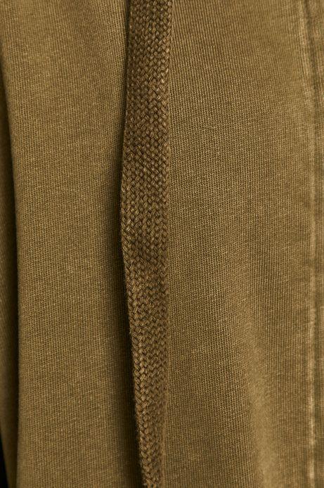 Bluza damska zielona