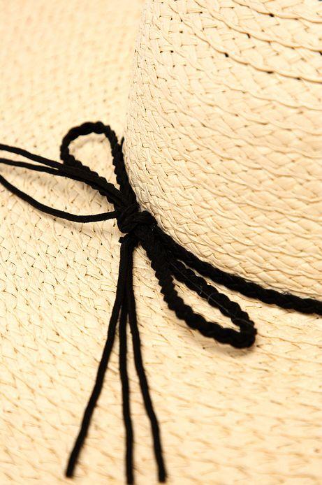 Kapelusz damski handmade beżowy