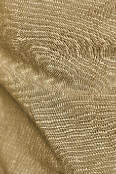 Koszula męska lniana zielona