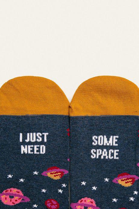 Skarpetki damskie kosmos (2-pack)