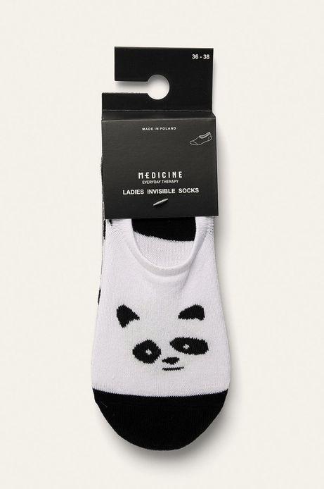 Stopki damskie krowa panda (3 pack)