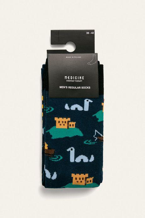 Skarpetki męskie Potwór z Loch Ness (2-pack)