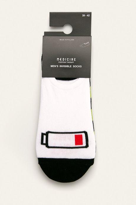 Stopki męskie w baterię (3-pack)