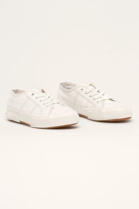 Tenisówki damskie białe