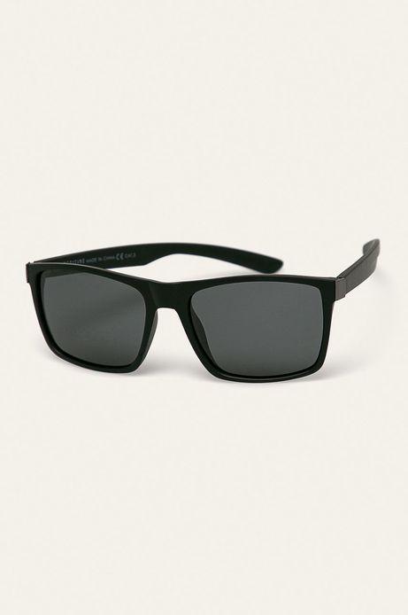 Okulary przeciwsłoneczne z polaryzacją czarne