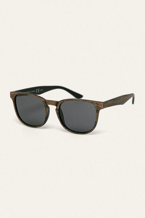Okulary przeciwsłoneczne z polaryzacją brązowe
