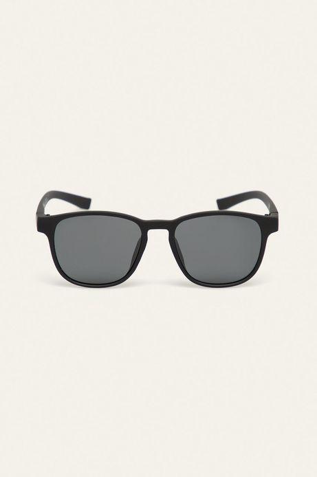 Okulary przeciwsłoneczne męskie z polaryzacją czarne