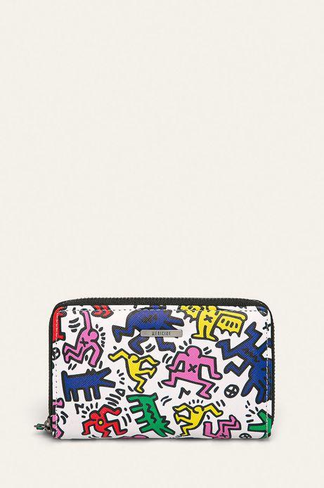 Portfel damski Keith Haring