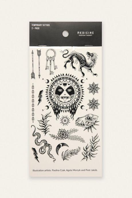 Tatuaże zmywalne Tattoo Konwent