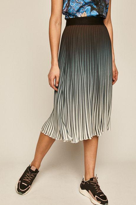 Spódnica damska plisowana