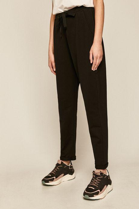 Spodnie dresowe damskie czarne