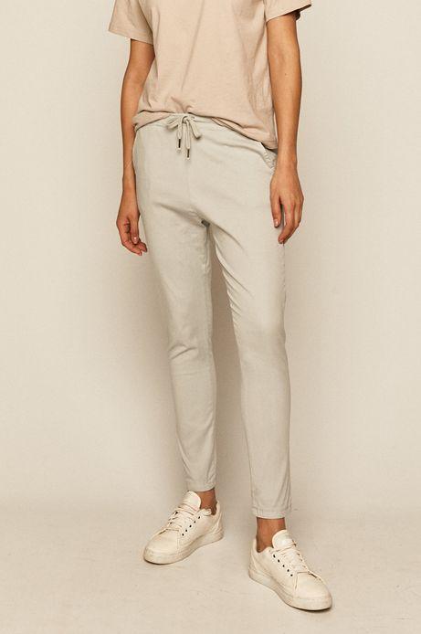 Spodnie damskie niebieskie
