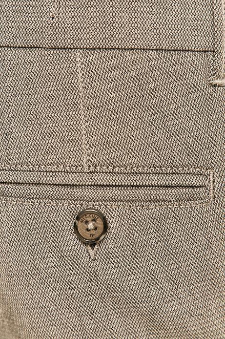 Spodnie męskie szare