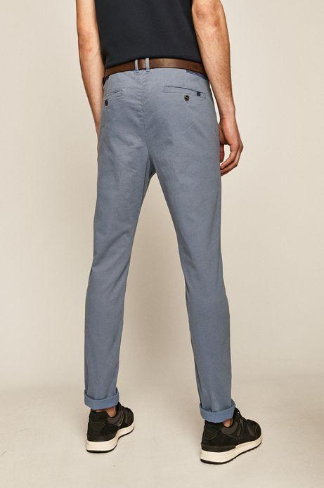 Spodnie męskie niebieskie