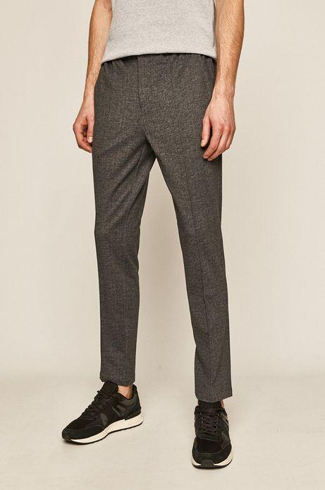 Spodnie dresowe męskie szare