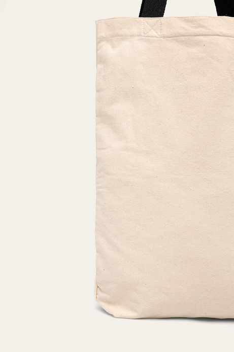 Torba damska bawełniana beżowa