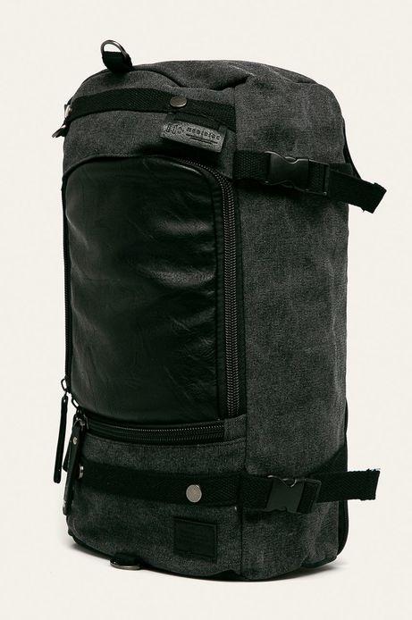 Torba męska z funkcją plecaka czarna