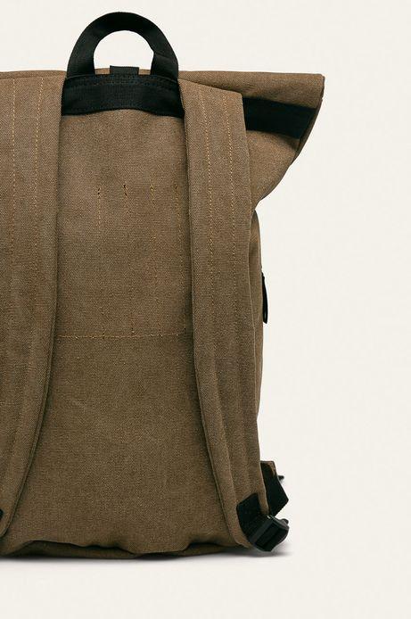 Plecak męski brązowy
