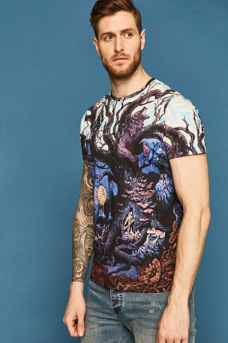 T-shirt męski by Damian Dideńko