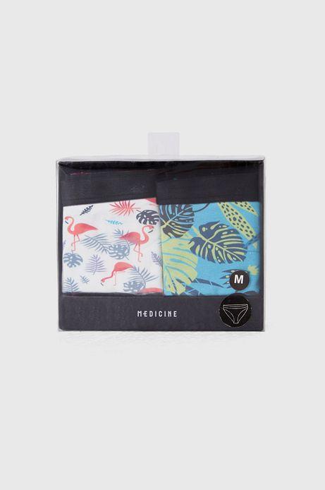 Figi damskie Basic (2-pack)
