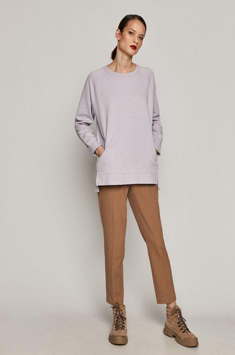 Bluza damska fioletowa