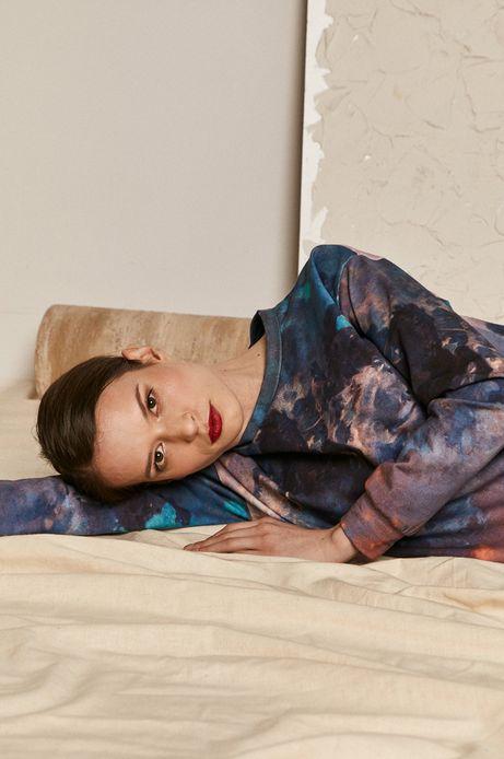Bluza damska z kolekcji EVIVA L'ARTE