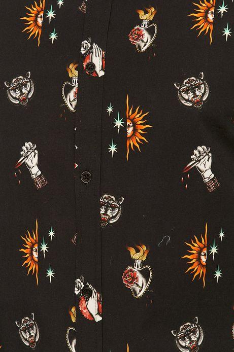Koszula męska by Mojkanik, Tattoo Art