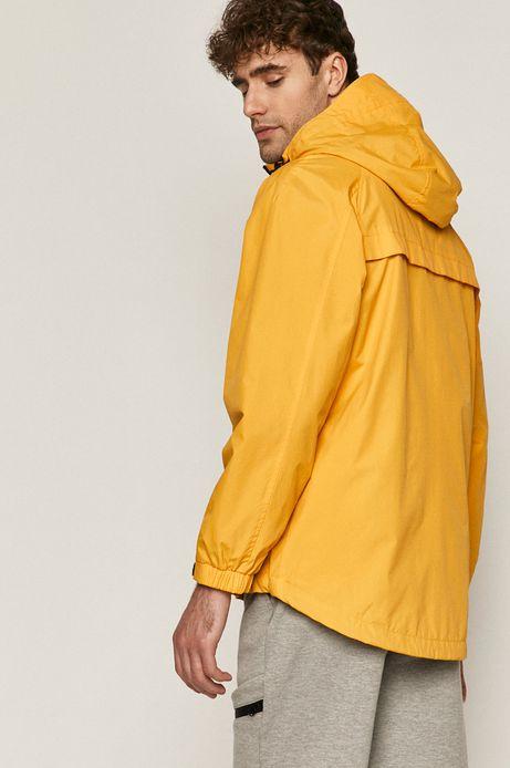Wiatrówka męska żółta