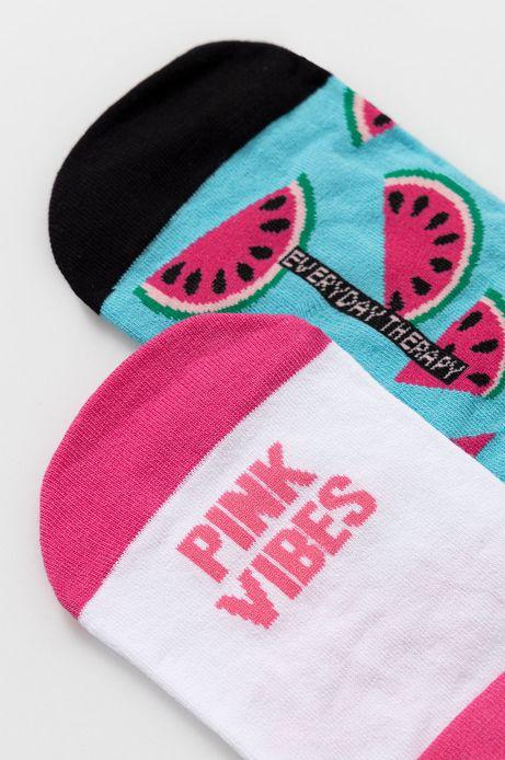 Skarpetki damskie Pink Vibes (2-pack)
