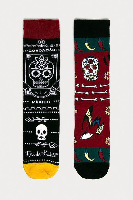 Skarpety męskie Frida Kahlo (2-PACK)