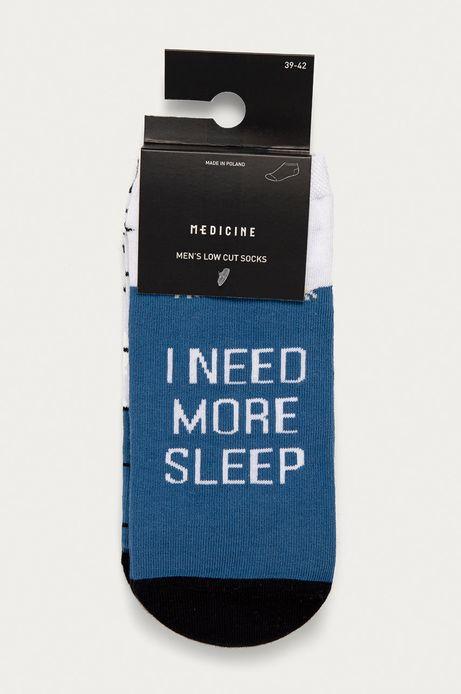 Skarpetki męskie I need more sleep (2-pack)