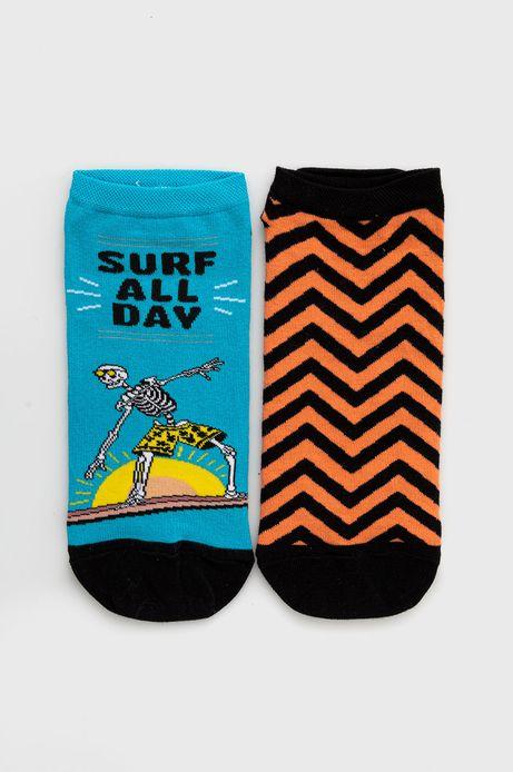 Skarpetki męskie Surfer (2-pack)